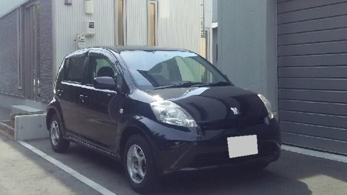 トヨタ パッソ X4WD 納車!