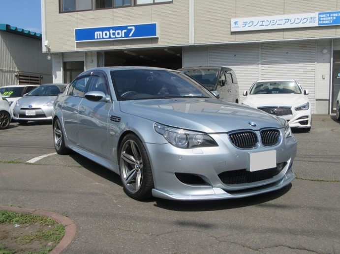 BMW M5 納車 完了♪