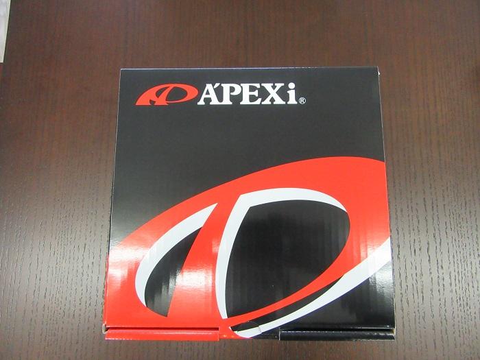 APEX パワーFC ステージア  オーテックver WGNC34用 入荷♪