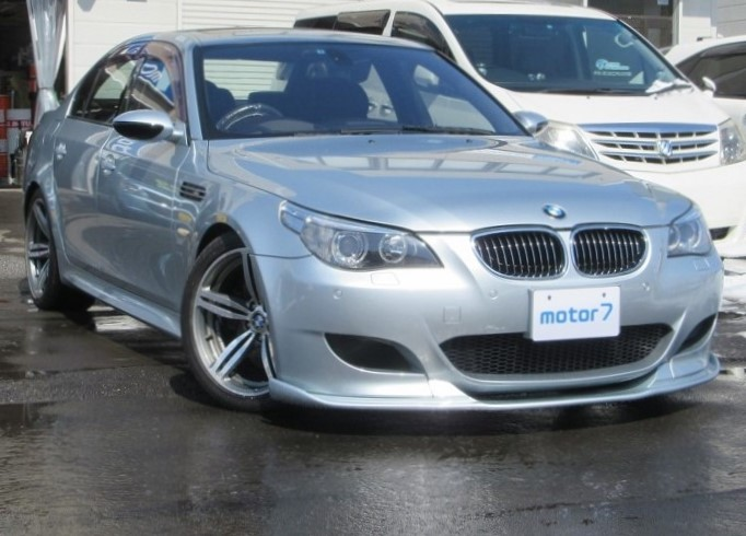 BMW M5 V10 7速SMG 買取 入庫♪