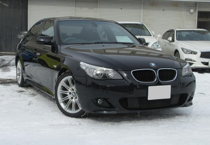 BMW 525i Mスポーツ ご成約頂きました!