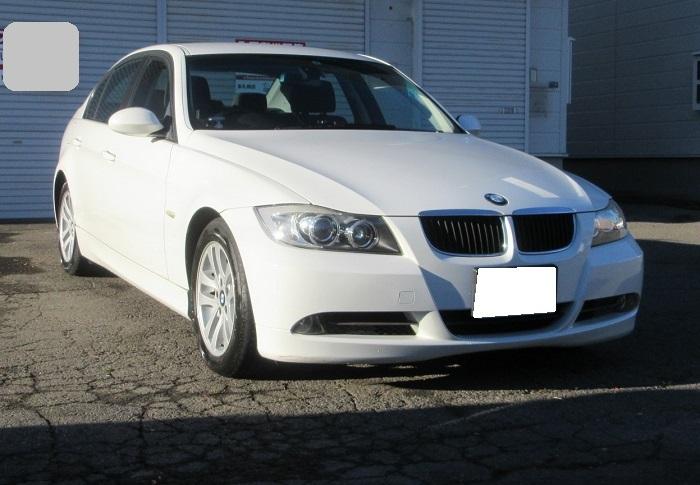 BMW 320i 車検整備 実施!