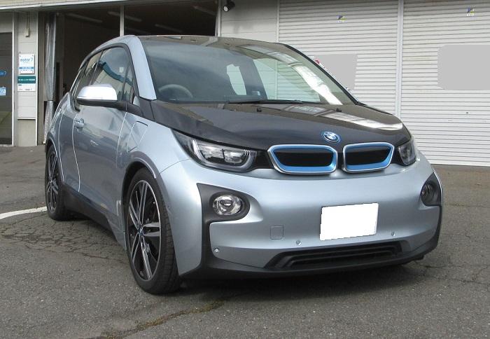 BMW i3 試乗♪