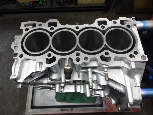 シビック タイプR B18C エンジン製作!